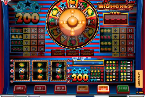 big money game simbat gokkast