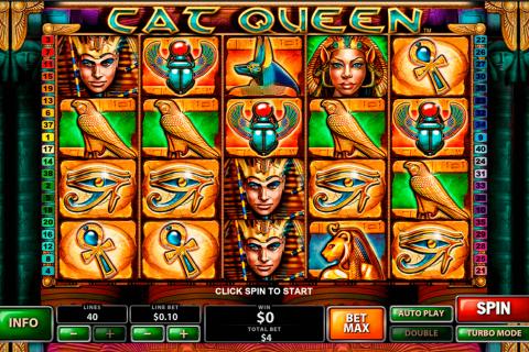 cat queen playtech gokkast