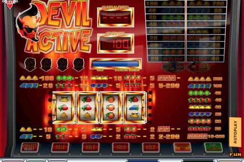 devil active simbat gokkast