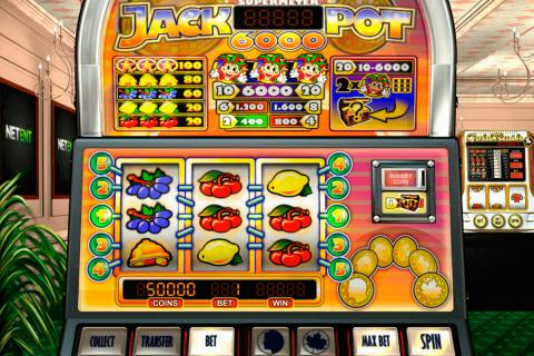 jackpot  netent gokkasten