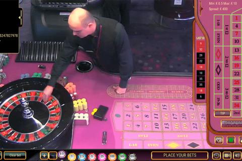 live roulette portomaso