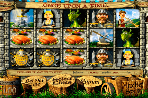 once upon a time betsoft gokkasten
