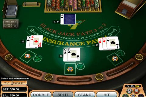 super  blackjack betsoft blackjack