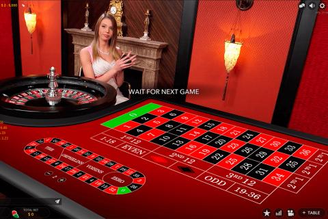 vip live roulette evolution gaming